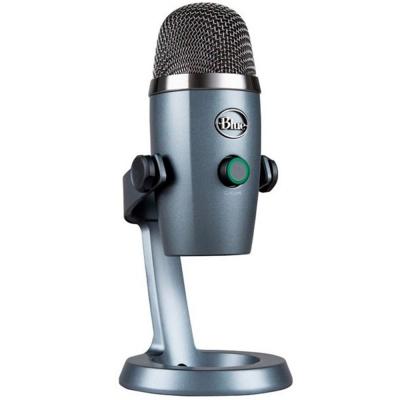 MicrÓfono Logitech Blue Yeti Nano Edition Shadow Grey