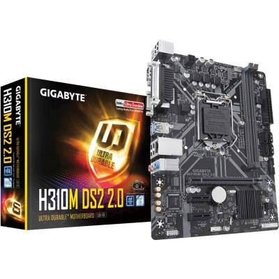 Mother 1151 Gigabyte H310m Ds2 2.0