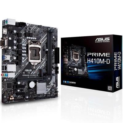 Mother 1200 Asus Prime H410m-d