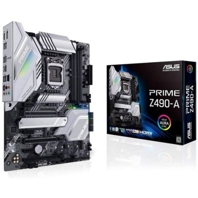 Mother 1200 Asus Prime Z490-a 10gen