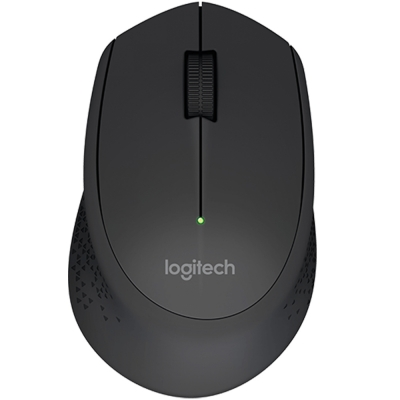 Mouse Logitech M280 Inalambrico Black