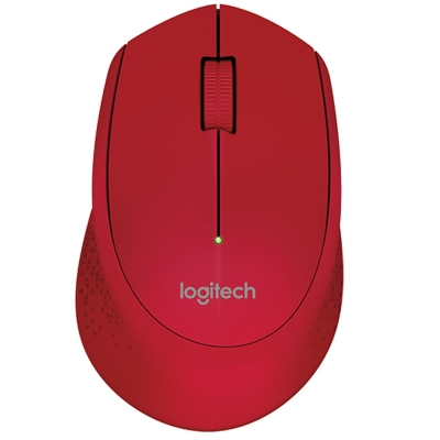 Mouse Logitech M280 Inalambrico Red