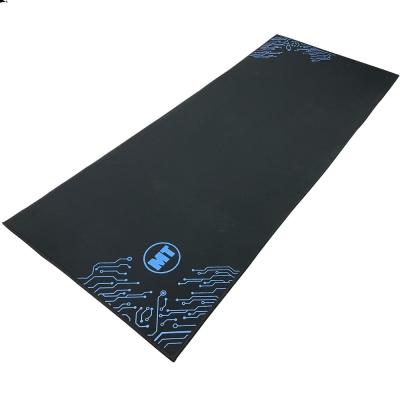 Mouse Pad Megatecnologia Black / Blue Xl