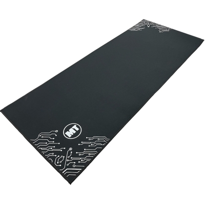 Mouse Pad Megatecnologia Black / White Xl