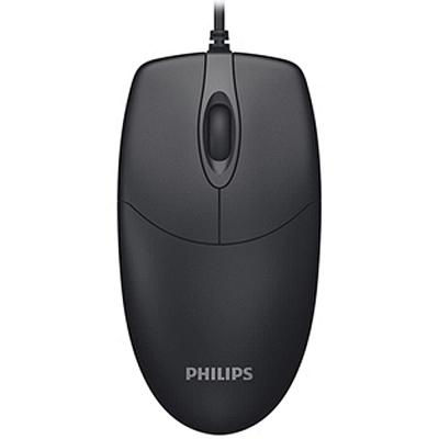 Mouse Philips M234 Bk Usb