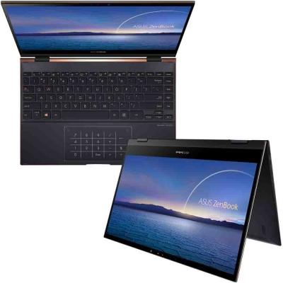 Notebook Asus Ux371 13,3'' I7-1165g7 / 16gb / 512gb M.2 Nvme / 4k Uhd Oled / Win10 + Funda De Regalo