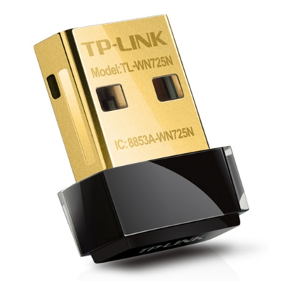 Placa Wifi Usb Tp-link Wn725n