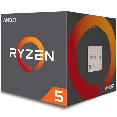 Procesador Amd Ryzen 5 1600 3.6ghz Am4 6 NÚcleos Y 12 Hilos