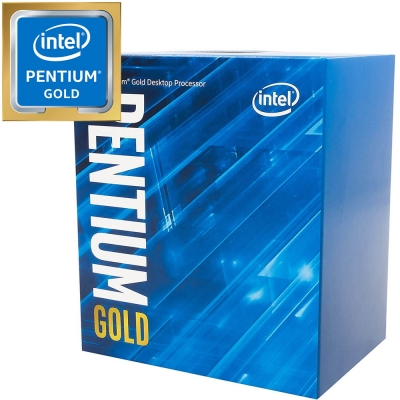 Procesador Intel 10ma S1200 Pentium G6400
