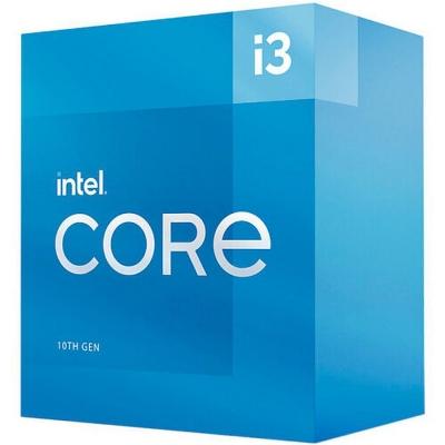 Procesador Intel Core I3 10105 3,7 Ghz 10 Gen (lga 1200)