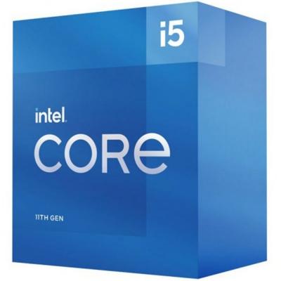 Procesador Intel Core I5 11400f Turbo  4,40 Ghz 11 Gen (lga 1200)