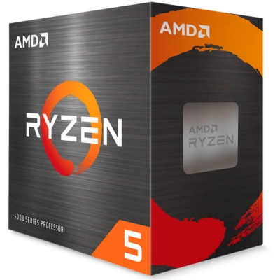 Procesador Amd (am4) Ryzen 5 5600x 4.6ghz 6 Core / 12 Thread Processor