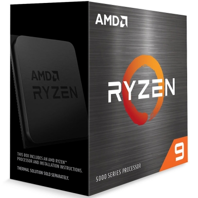 Procesador Amd (am4) Ryzen 9 5900x Cores 12 / Threads 24