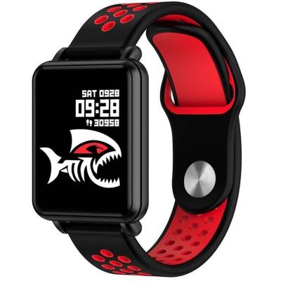 Smartwatch Colmi Land 1 Red Strap