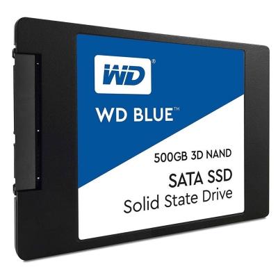 Ssd 500gb Wd Blue 2.5