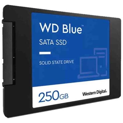 Ssd 250gb Wd Blue 2.5 Sata3
