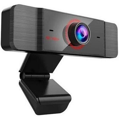Webcam Qbox Wc600 1080p Mic Usb