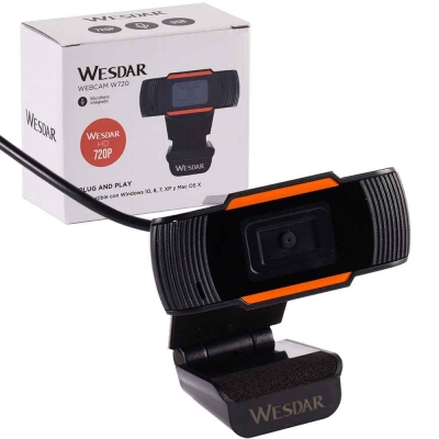 Webcam Wesdar Full Hd Wd720p
